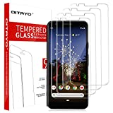 [4 Pack] QITAYO Screen Protector for Google Pixel 3a, HD-Clear...