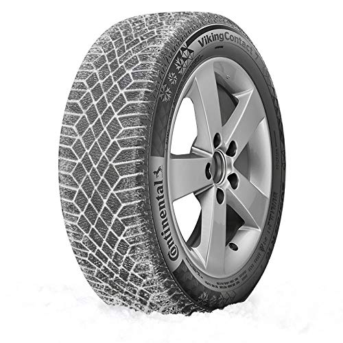 Continental Tires Vikingcontact 7 195/65R15 Tire - Winter/Snow, Truck/SUV