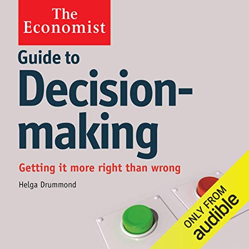 Guide to Decision Making audiobook cover art