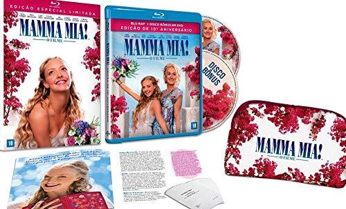 Blu-ray - Mamma Mia - O Filme - Edição Especial Limitada (GIFT SET)
