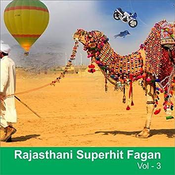 Rajasthani Superhit Fagan, Vol. 3