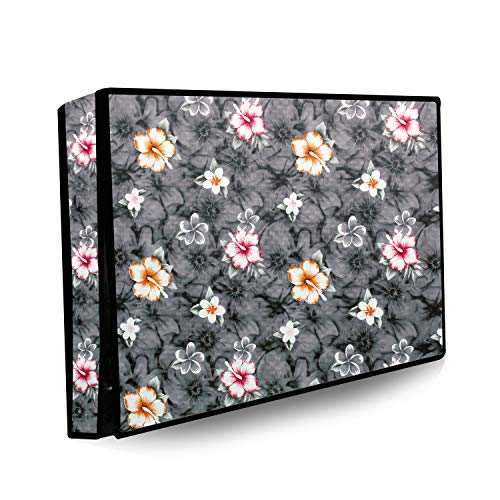 Stylista Printed PVC LED/LCD TV Cover for 32 Inches All Brands and Models