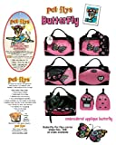 Pet Flys Butterfly Carrier - Small