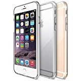 iPhone 6 Plus Case, Maxboost [Liquid Skin] for iPhone 6 Plus - 0.4mm Soft Flexible Ultrathin Gel TPU Transparent Skin Scratch-Proof Case Feels Like Nothing There - Ultra Clear