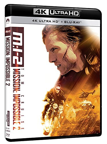 Mission: Impossible 2 (4K+Br)