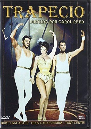 Trapecio DVD 1965 Trapeze