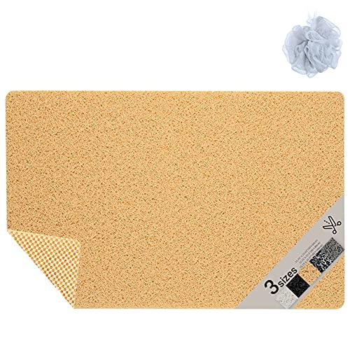 tappeto bagno quadrato 100x100 COSYLAND Tappetino Doccia Tappetino da Bagno con Sicurezza Antiscivolo