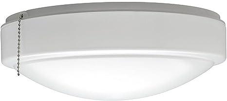 Amazon Com Hampton Bay Universal Led Ceiling Fan Light Kit Kitchen Dining