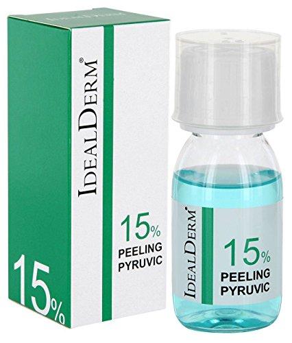 Peeling mit 15% Pyruvicsäure + 1,6% Milchsäure