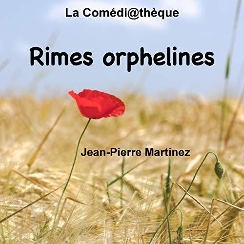 Couverture de Rimes orphelines