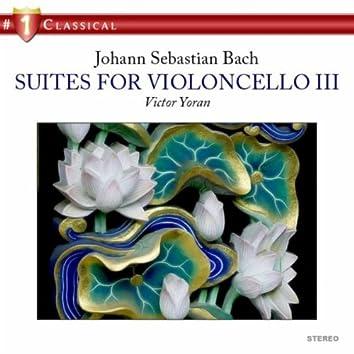 Suites for Violoncello III