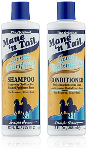 Mane 'n Tail Gentle Clarifying Shampoo & Gentle Replenishing Conditioner Kit