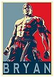 General ART Posters Tekken Propaganda Bryan - A3 (42x30 cm)…