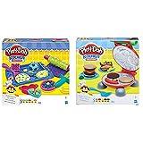 Play Doh Cookie Creations (Hasbro, B0307Eu9) + La Barbacoa (Hasbro B5521Eu7) , Color/Modelo Surtido