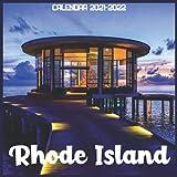Rhode Island Calendar 2021-2022: April 2021 Through December 2022 Square Photo Book Monthly Planner Rhode Island small calendar