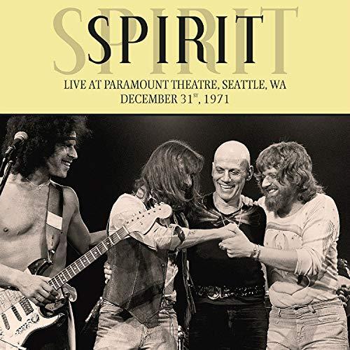 Paramount Theatre, Seattle, Wa, December