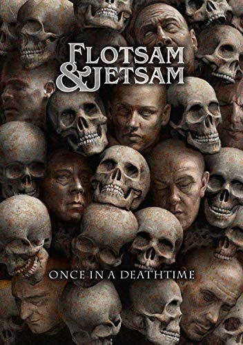 Flotsam and Jetsam - Once in a Deathtime (+ Audio-CD) [2 DVDs]