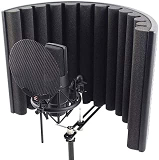sE Electronics X1 S Studio Bundle - Vocal Recording Package with Reflection Filter