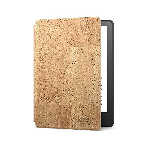 Custodia in sughero per Amazon Kindle Paperwhite | Compatibile con i dispositivi di 11ª generazione (modello 2021), Colore Chiaro