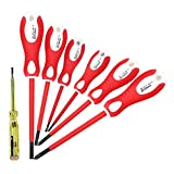 Screwdriver set, Such Professional Cushion 32mm with 45# Steel 75mm