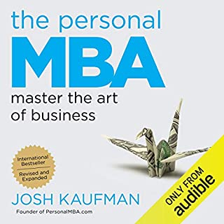 Couverture de The Personal MBA: Master the Art of Business