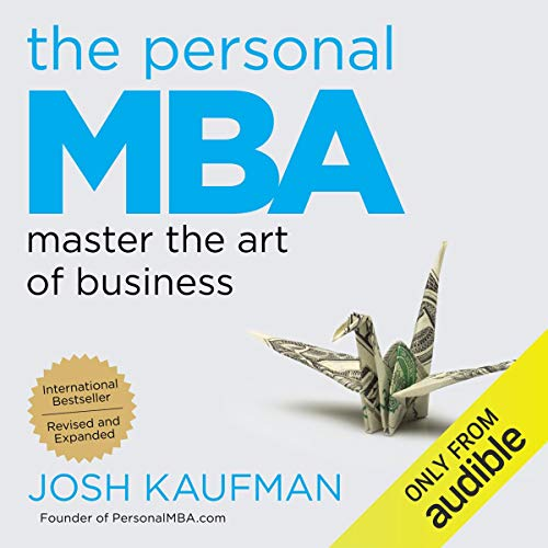 The Personal MBA: Master the Art of Business audiobook cover art