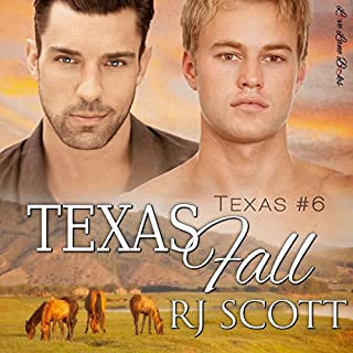 Texas Fall audiobook cover art