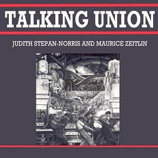 Talking Union audiobook cover art