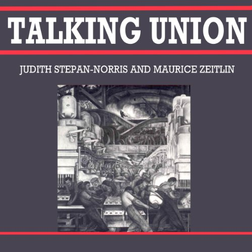 Talking Union audiobook cover art
