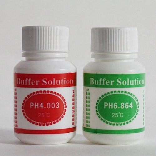 Preisvergleich Produktbild Kalibrierflüssigkeit für PH Messgeräte 2x25ml FL7