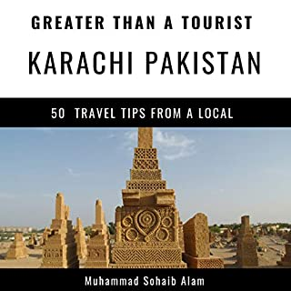 Greater Than a Tourist - Karachi Pakistan     50 Travel Tips from a Local              De :                                                                                                                                 Muhammad Sohaib Alam,                                                                                        Greater Than a Tourist                               Lu par :                                                                                                                                 Stephen Floyd                      Durée : 37 min     Pas de notations     Global 0,0