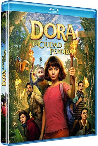 Dora y la ciudad perdida (BD) [Blu-ray]