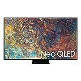 Samsung Neo QLED 4K 2021 55QN90A - Smart TV de 55' con Resolución 4K UHD, Quantum Matrix Technology, Procesador Neo QLED 4K con Inteligencia Artificial, Quantum HDR 2000, OTS+
