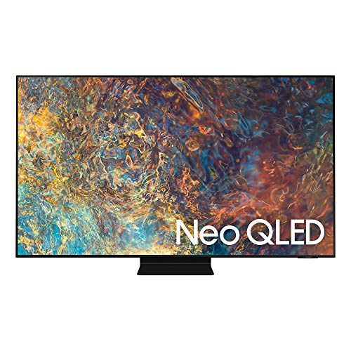 Samsung Neo QLED 4K 2021 75QN90A - Smart TV de 75' con Resolución 4K UHD, Quantum Matrix Technology, Procesador Neo QLED 4K con Inteligencia Artificial, Quantum HDR 2000, OTS+