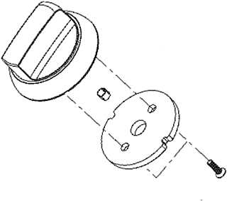 LG AEZ74073404 LG-AEZ74073404 Knob Assembly