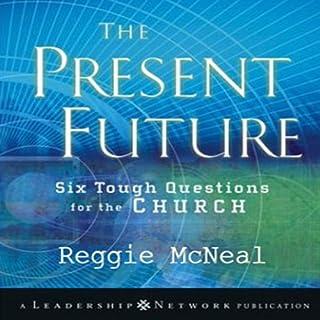 Present Future audiobook cover art