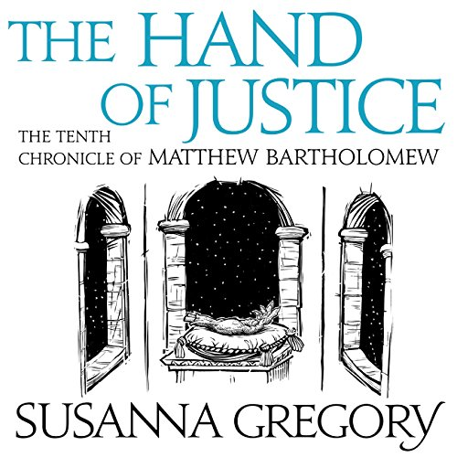 The Hand of Justice  By  cover art
