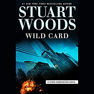 Wild Card audiobook cover art