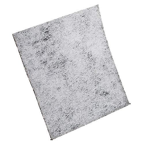 Ferplast Kit de filtros de Recambio para la Fuente para Gatos Vega, Fuente para Perros pequeños, Filtros de carbón Activo para dispensador de Agua para Animales, Paquete de 2 Unidades, 8 x 8 cm