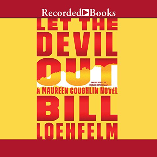 Let the Devil Out audiobook cover art