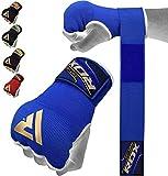 RDX Boxe Bandes Bandage MMA sous Gants Protège Poignet Bande d'entrainement Muay Thai Hand Wraps