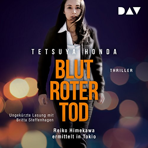 Blutroter Tod audiobook cover art