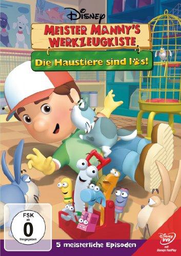 Meister Manny's Werkzeugkiste, Vol. 2 - Die Haustiere sind los!