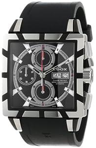 Edox Men's  01105 357N NIN Automatic Chronograph Classe Royale Watch image