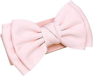 Bowknot Cute Wide Elastic Stretch Waist Belt for Girls Dress Accessories