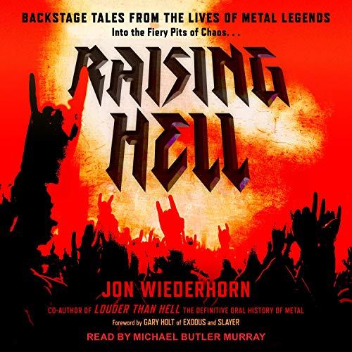 Raising Hell cover art