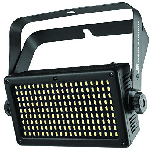 CHAUVET DJ Shocker Panel 180 USB High-Power LED Strobe Light w/D-Fi Compatibility