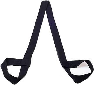 Yoga Mat Bag/Yoga Mat Sling/Strap - Adjustable Polyester Cotton Yoga Mat Carrier