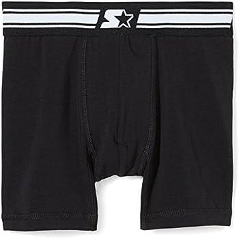 4-Pack Starter Boys' Stretch Performance Cotton Boxer Brief