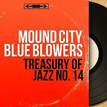 Treasury of Jazz No. 14 (Mono Version)